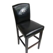 Imperial NFL Bar Stool with Cushion (Set of 2); Philadelphia Eagles