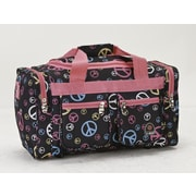 Rockland 19'' Carry-On Duffel; Peace