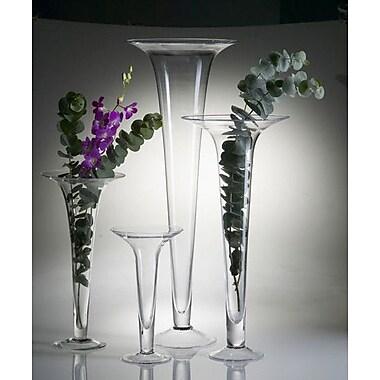 Abigails Trumpet Vase ; Medium