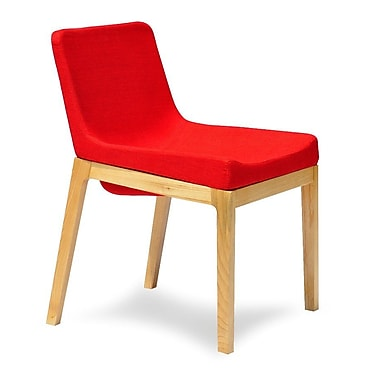 Ceets Soho Side Chair; Red