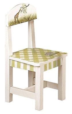 Fantasy Fields Alphabet Kids Desk Chair (Set of 2)