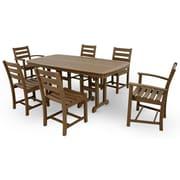 Trex Monterey Bay 7 Piece Dining Set; Tree House