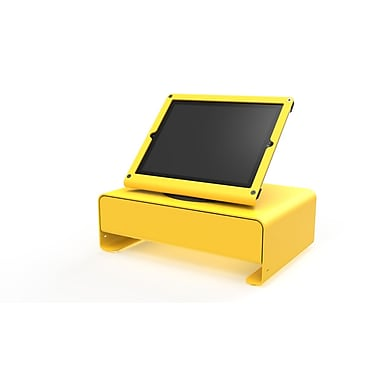 Heckler Design Windfall Box Set for iPad Air with Manual Cash Drawer, Yellow