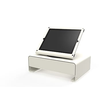 Heckler Design Windfall Box Set for iPad Air with Manual Cash Drawer, Grey White