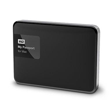 WD My Passport Mac 1TB Portable External Hard Drive