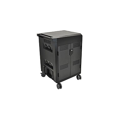 Ergotron 24-246-085 PS Mobile Charging Cart Black