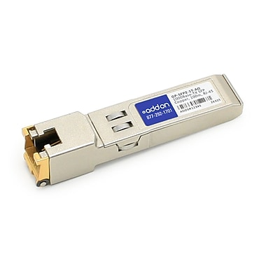 AddOn Force10 Networks GP-SFP2-1T Compatible 1000Base-TX SFP Transceiver