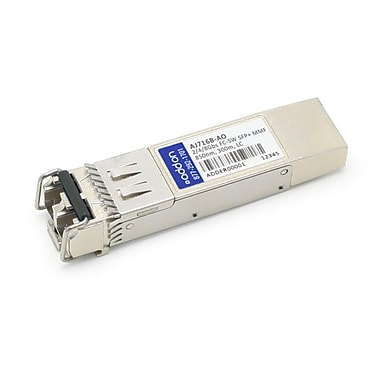 AddOn HP AJ716B Compatible 2/4/8Gbs Fibre Channel SW SFP+ Transceiver