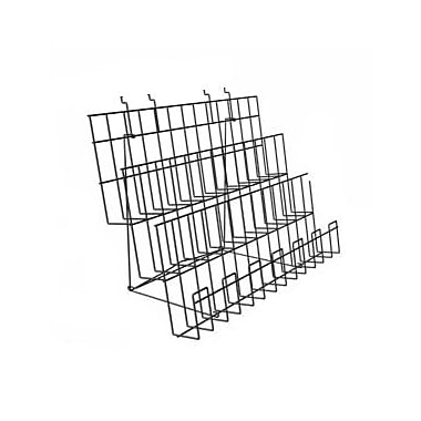 Can-Bramar Universal 3 Tier Cd/Dvd Shelf, 48