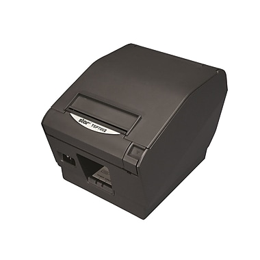 Star Micronics® TSP743IIL Thermal POS Printer, Ethernet Interface, Grey