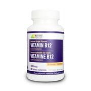 Westcoast Naturals – Comprimés de vitamine B12, 3 x paq./90