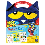Educational Insights Hot Dots® Jr. Pete The Cat® Preschool Rocks 2452