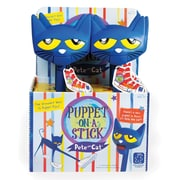 Educational Insights Pete The Cat® Puppet On A Stick Pop Of 6 2461