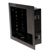 Peerless-AV In-Wall Box for PA730, PA740, SP730P and SP740P Models; Black