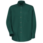 Red Kap Men's Meridian Performance Twill Shirt RG x 5XL, Emerald