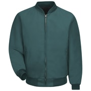 Red Kap  Men's Solid Team Jacket RG x S, Spruce green