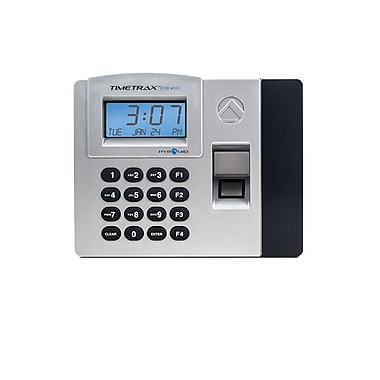 Pyramid™ TTELITEEK TimeTrax Elite Biometric Time and Attendance System
