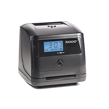 Pyramid™ 5000 Auto Totaling Time Clock
