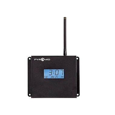 Pyramid™ TimeTrax Sync™ 42337 RF Wireless Add-On Transmitter, 1 Watt