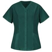 Red Kap Women's Easy Wear Tunic SS x S, Emerald