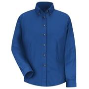 Red Kap Women's Meridian Performance Twill Shirt RG x S, Royal blue