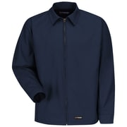 Wrangler Workwear Unisex Work Jacket LN x L, Navy