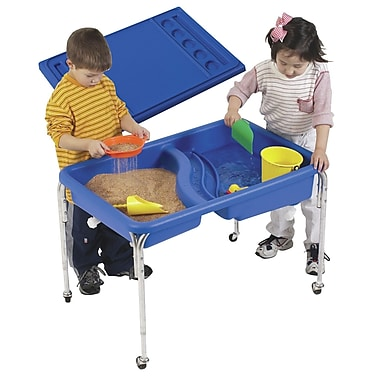 Children's Factory Neptune Table w/ Lid; 18''