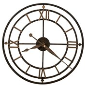 Howard Miller Designer Choice York Station 21.25'' Wall Clock