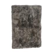 Fibre by Auskin Straight Edge Vole Area Rug; 4' x 6'