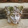 OrlandiStatuary Decor Woman Of Seasons Wall Planter; No