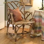 Napa Home & Garden Rattan Chippendale Arm Chair
