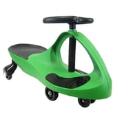 Glopo Joybay Swing Push/Scoot Car; Grass Green