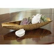 Global Views Organic Lace Bowl