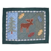 Patch Magic Northwoods Walk Moose Place Mat