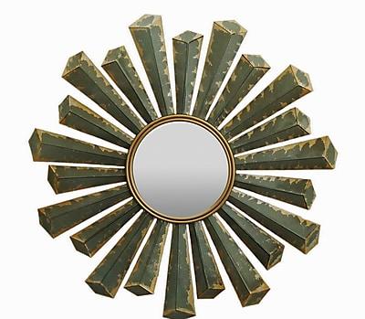 Gallerie Decor Geo Starburst Wall Mirror WYF078277744564
