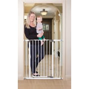 Dreambaby Liberty Extra Tall Stay Open Gate with Extension