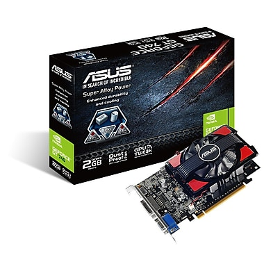 Asus GT740-2GD3-CSM Gaming Graphic Card