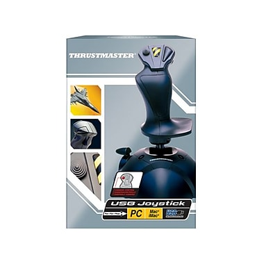 Thrustmaster USB Joystick for PC, English