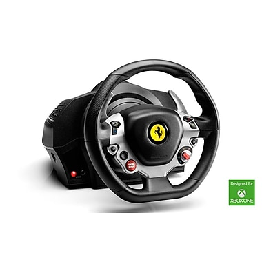Thrustmaster TX Racing Wheel Ferrari 458 Italia Edition for Xbox One/PC, English