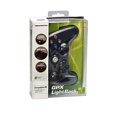 Thrustmaster - Manette de jeu GPX édition Lightback pour Xbox 360/PC, anglais