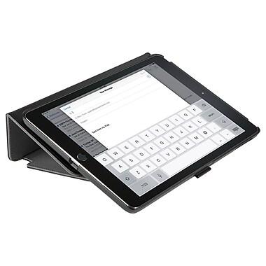 Speck StyleFolio iPad Air 2 Case, Black /Slate Grey