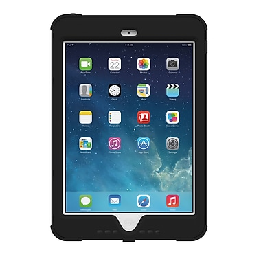 Trident Kraken Apple iPad Mini 1/2/3 Case, Black