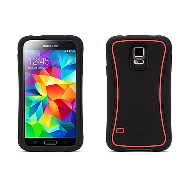 Griffin GB39853 Survivor Slim Case for Samsung Galaxy S5, Red