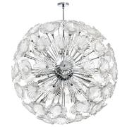 Radionic Hi Tech Frangipani 20 Light Globe Pendant