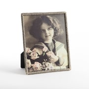 Saro Jeweled Photo Picture Frame; 8'' x 10''