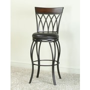 Sunset Trading Victoria 30'' Swivel Bar Stool With Cushion