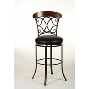 Hillsdale Dundee 26'' Swivel Bar Stool