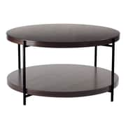 TFG Martini Coffee Table with Shelves