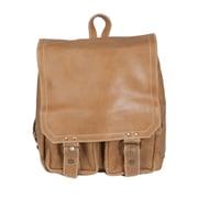 David King Laptop Backpack; Tan