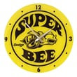 TMD Holdings Dodge Super Bee 13.75'' Glass Clock